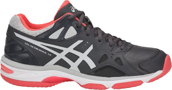 ASICS GEL-Netburner 18 Black Womens