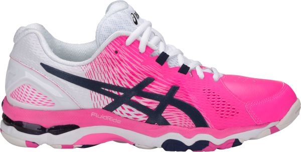 ASICS GEL-Netburner Super 8 Pink Womens