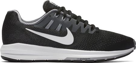 Nike Air Zoom Structure 20 Black Standard Fit Men