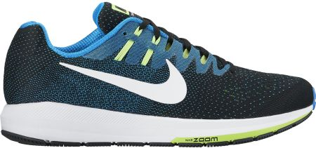 Nike Air Zoom Structure 20 Blue Standard Fit Men