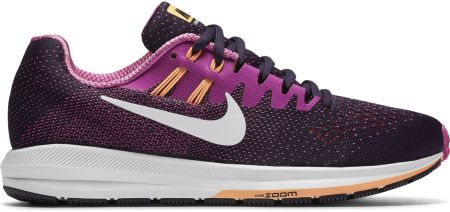 Nike Air Zoom Structure 20 Pink Standard Fit Women