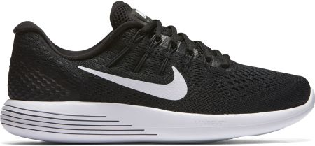 Nike LunarGlide 8 Black Standard Fit Women